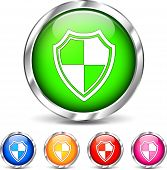 Shield Set Icons