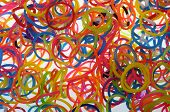 Colorfull Rubber Band
