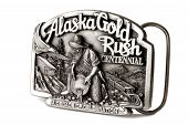 Buckle Of Alaska Belt