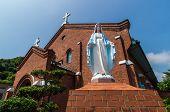Kurosaki Church, Nagasaki Japan