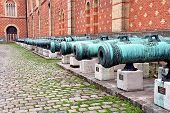 weapons - historical cannons