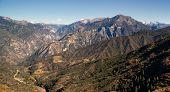 King's Canyon California Sierra Nevada Range Outdoors