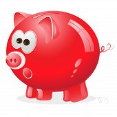 Piggy, Money box,