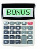 Calculator With Bonus