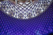 Interior Structure Modern Architecture