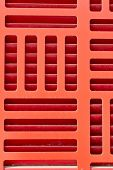 Light Red Vent Pattern