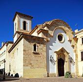 Our Lady of the Sea Church, Almeria.