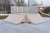 Skateboard Empty