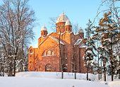 Finland. Lappeenranta parish church