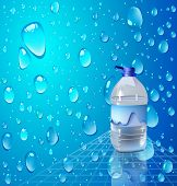 Bottle of water 5L
