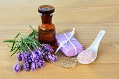 Lavender Products, Spa, Hygiene
