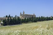 Exterior View Of The Cartuja Monastery, Jerez De La Frontera