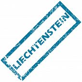 Liechtenstein rubber stamp