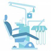Dentist medical office chair