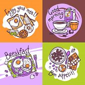 Breakfast Design Concept