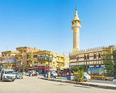 The Luxor Cityscape