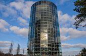 the car tower, autostadt