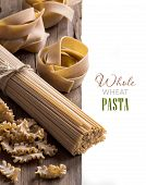 Whole Wheat Italian Pasta