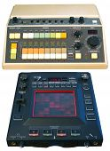 Vintage Analog Drum Machine & Digital FX Processor