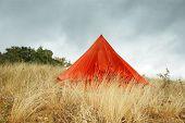 Tourist Tent poster