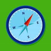 Blue Compass