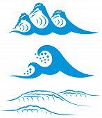Sea Blue Waves.