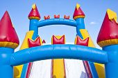 Children's Inflatable Castle Playground