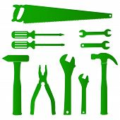 05-construction Tool Collection poster