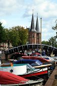 Sneek - Netherlands. Friesland province