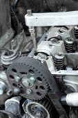 Moder Engine Repairing