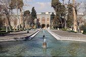 Shah palace in Teheran
