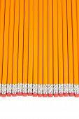 Row of Pencils