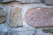 Rippled Stone Texture
