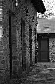 Stone Entrances