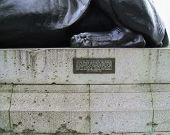 Detail from Sphinx Statue, London
