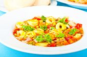 Hearty Pasta Soup