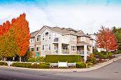 Casas suburbanas