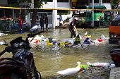 October 30,2011 Bangkok Flood