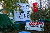 Occupy Toronto at St. James Park
