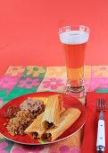 Hot Tamales And Beer