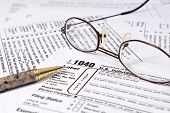 Irs 1040 Tax Forms