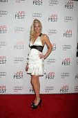 LOS ANGELES - NOV 5:  Jennifer Shakeshaft arrives at the AFI FEST 2011 Gala Screening of
