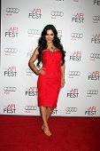 LOS ANGELES - NOV 5:  Carla Ortiz arrives at the AFI FEST 2011 Gala Screening of