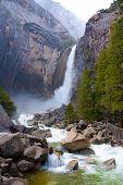 Yosemite Valley Falls