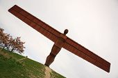 The Red Angel Of The North