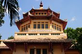 Ho-Chi-Minh-Stadt - Pagode
