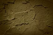 Texture Of A Concrete Wall With An Uneven Layer Of Putty Grunge Background For Design poster