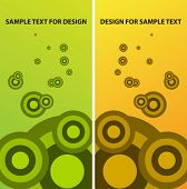 bubbles pattern for design
