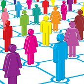 Colorful People Network