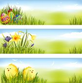 Easter Banner festlegen